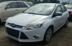 Ford Focus 2012 White for sale