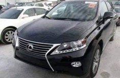 Lexus RX350 2015 Black for sale