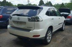 Lexus RX330 2007 White for sale