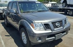 Nissan Frontier 2011 Grey for sale