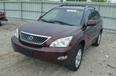 Lexus Rx330 2010 Red for sale