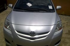 2007 Sparkling Tokunbo Toyota Yaris Silver for sale