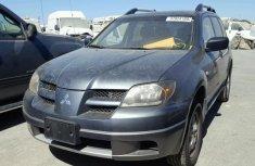 2010 Mitsubishi Outlander Grey for sale