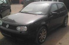 Volkswagen Golf 4 2005 Black for urgent sale