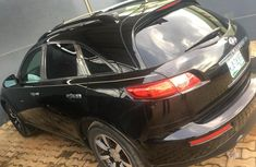 2005 INFINITI FX 35 BLACK FOR SALE