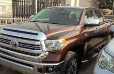 Toyota Tundra for sale 2014