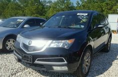 2011 Acura MDX Black for sale