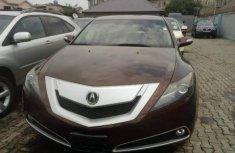 Acura ZDX 2010 Black for sale