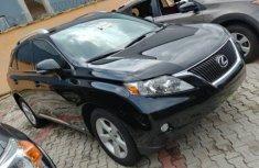 Lexus RX350 2010 Black for sale