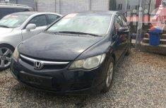 Neat Honda Civic 2008 Black