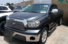 Toyota Tundra 2009 Gray for sale