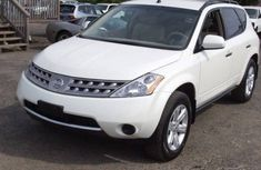 Nissan Murano 2006 White for sale
