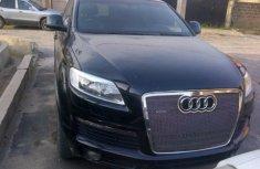 2010 Model Audi Q7 Black for sale