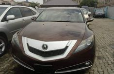 2010 Acura ZDX Brown For Sale