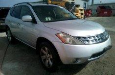 2009 Nissan Murano Silver for sale