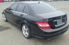 Mercedes C300 2011 Black for sale