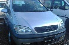 Opel Zafira Petrol 2000 Blue for sale