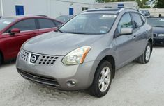2009 Nissan Rogue Grey for sale