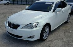 Lexus Is 250 2006 White for sale