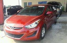 2011 Hyundai Elantra Red for sale