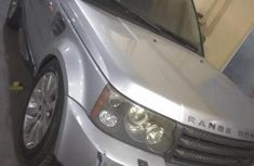 Range Rover Sport 2006 Silver for sale