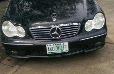 Mercedes-Benz C350 2007 Black for sale