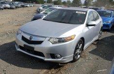 Acura TSX SE 2013 Silver for sale