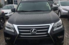 2016 Black Lexus GX 460 for sale