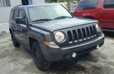 Jeep Patriot Sport 2016 Grey for sale