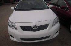 Toyota Corolla Sport 2009 White for urgent sale