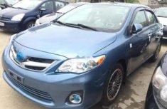 Toyota Corolla Sport 2011 Blue for urgent sale