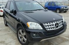 Mercedes-Benz ML320 2010 for sale