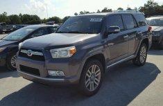 Toyota 4-Runner 2013 Grey for sale