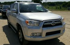 Toyota 4-Runner 2011 Silver for sale