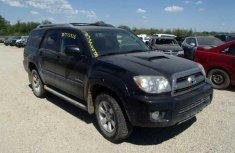 Toyota 4-Runner 2009 Black for sale