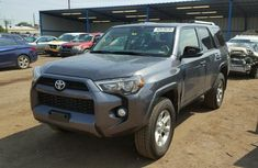Toyota 4-Runner 2014 Grey for sale