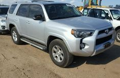 Toyota 4-Runner 2013 Silver for sale