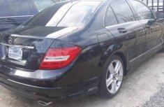 Mercedes Benz C300 2011 Black for sale