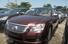 Toyota Avalon 2008 Red for sale