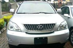Clean Tokunbo Lexus RX350 2010 Silver For Sale