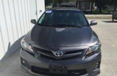 2013 Toyota Corolla Black for sale