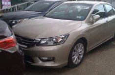 2014 Beige Honda Accord for sale