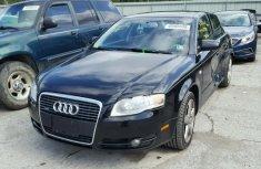 Audi A4 Black 2005 for sale