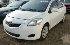 Toyota Yaris White 2008 for sale