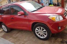 Toyota RAV4 2010 Red For Sale
