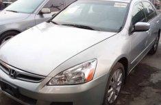2008 Honda Accord Silver for sale