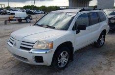 2006 Mitsubishi Endeavor White for sale