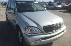Mercedes Benz ML350 2013 model for sale