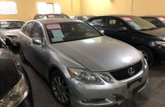 Used Lexus GS350 2007 Silver for sale
