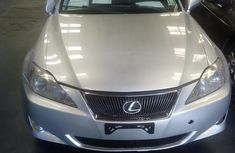 Lexus IS250 2006 Silver for sale